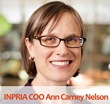 INPRIA COO Ann Carney Nelson